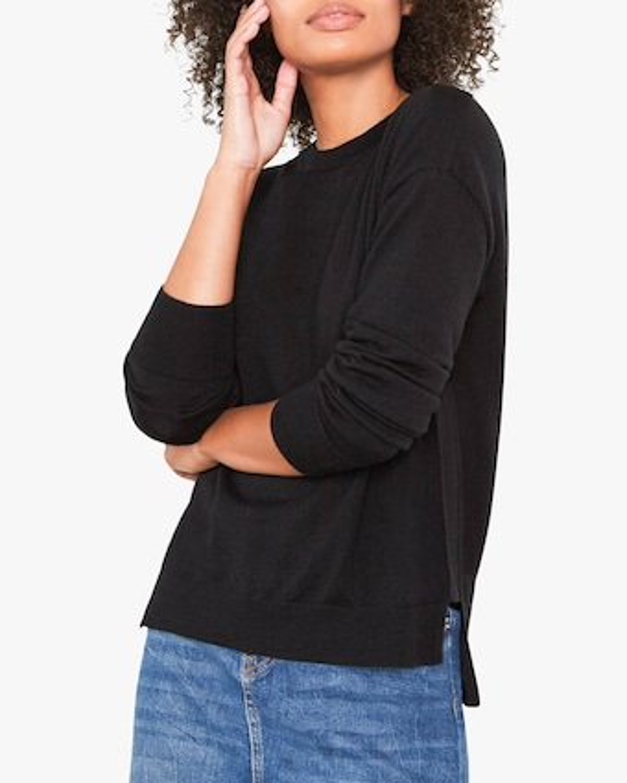 Santicler Stella Wool Crewneck Sweater 1