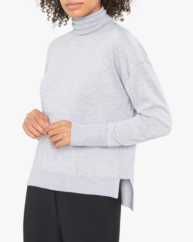 Santicler Eileen Merino Wool Turtleneck 0