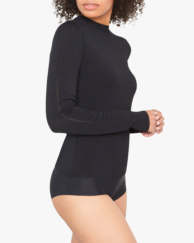 Santicler Amber Crewneck Bodysuit 2