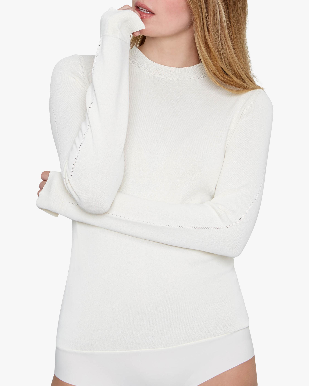 Santicler Amber Crewneck Bodysuit 1