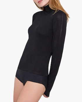 Mia Turtleneck Bodysuit
