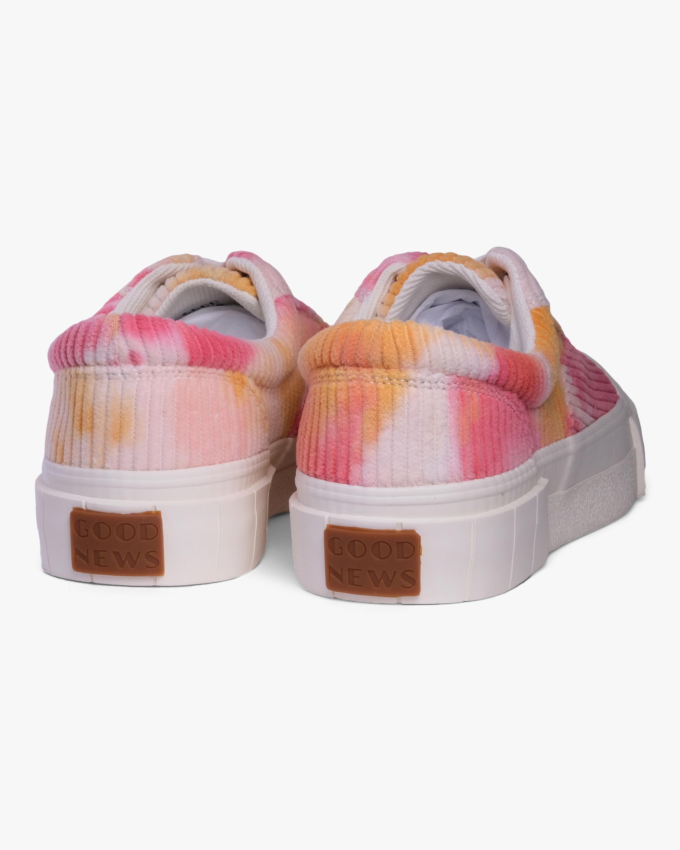 GOOD NEWS Opal Tie-Dye Corduroy Sneaker 2