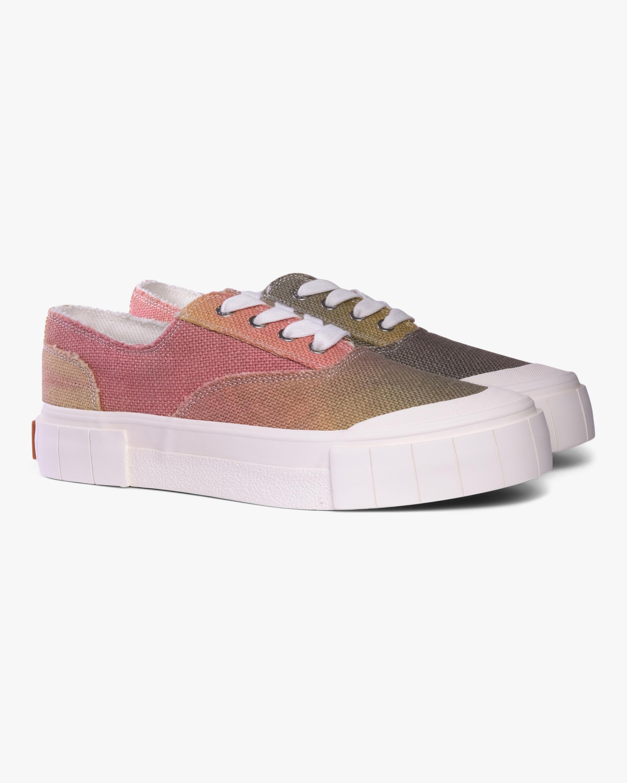 GOOD NEWS Opal Jute Ombré Sneaker 2