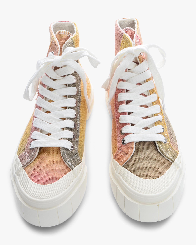 GOOD NEWS Palm Just Ombré High-Top Sneaker 3