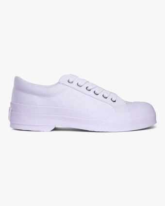 GOOD NEWS White Sunn Sneaker 1
