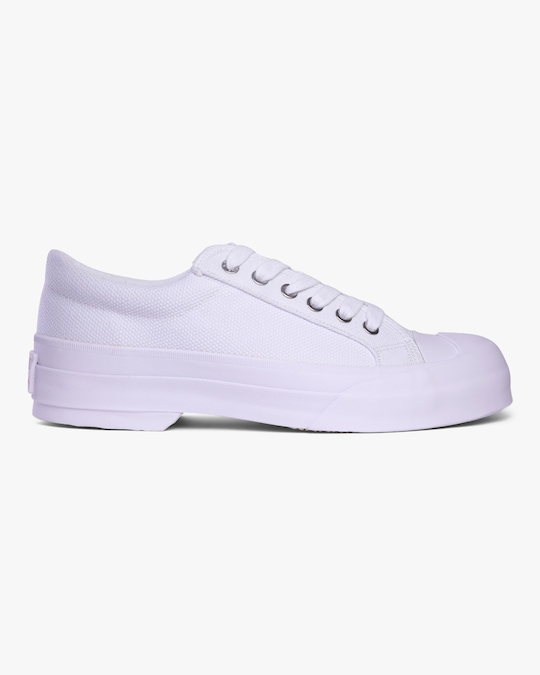 GOOD NEWS White Sunn Sneaker 0