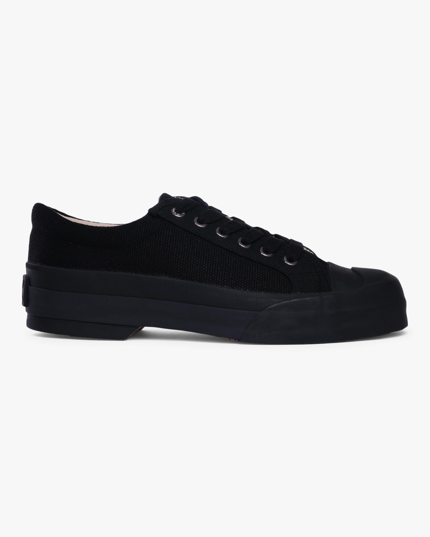 GOOD NEWS Black Sunn Sneaker 1