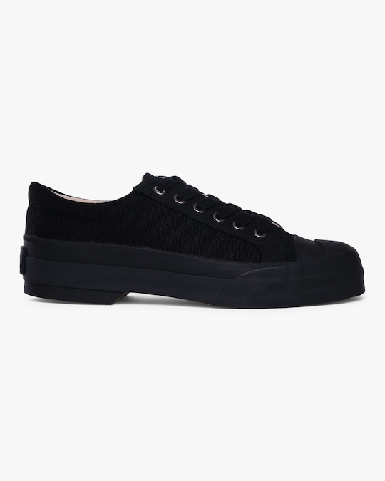 GOOD NEWS Black Sunn Sneaker 0