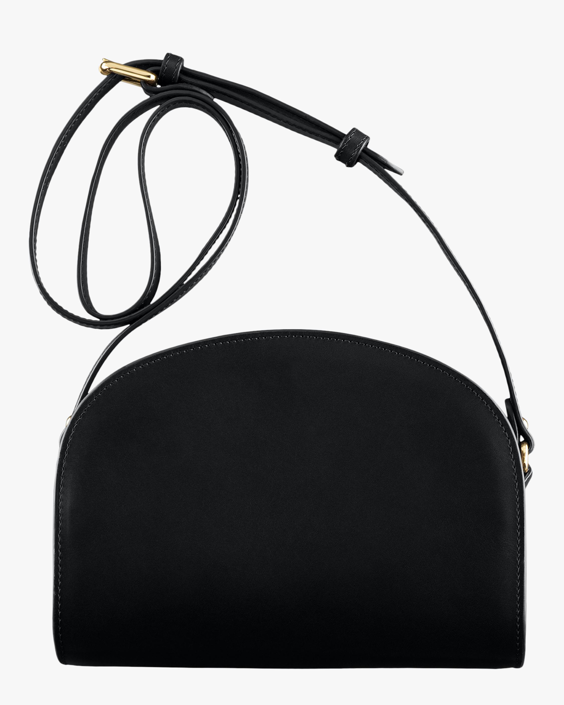 A.P.C. Demi-Lune Crossbody Bag 2