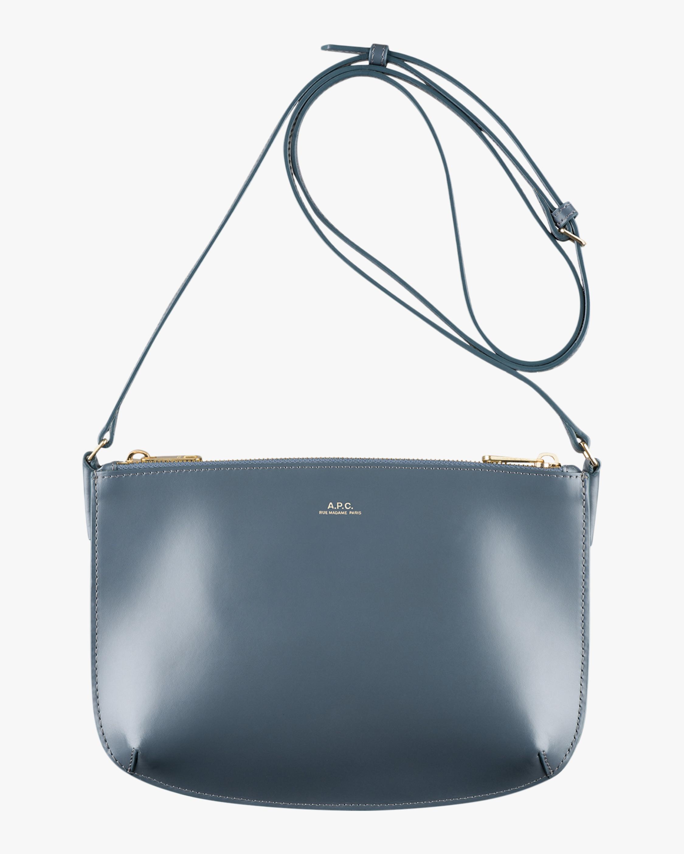 A.P.C. Sarah Crosbody Bag 1