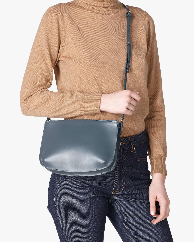 A.P.C. Sarah Crosbody Bag 2