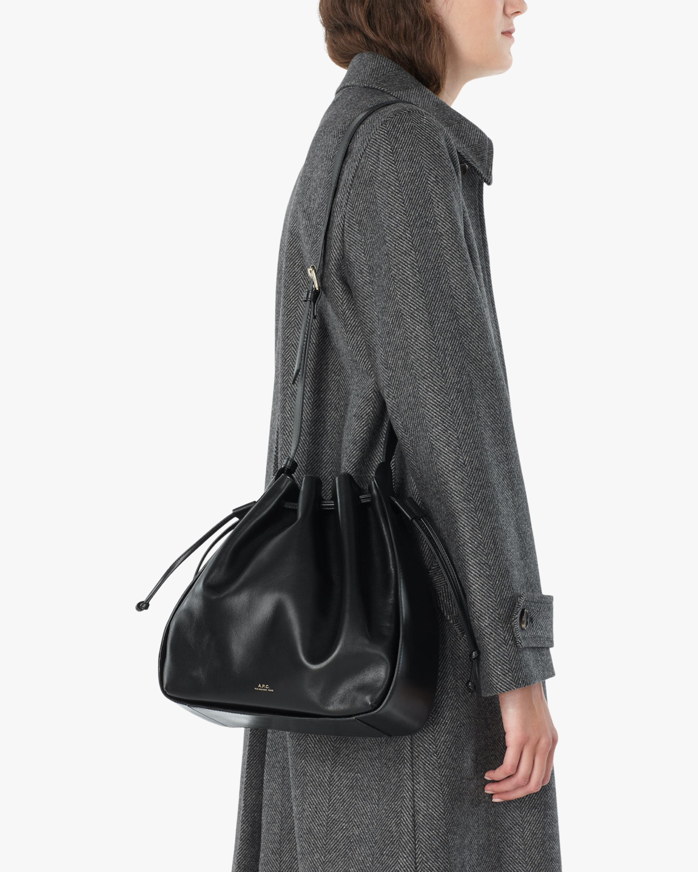 A.P.C. Courtney Bucket Bag 1