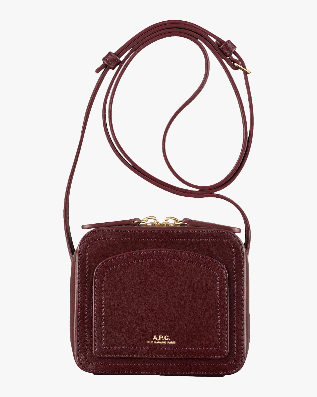 A.P.C. Louisette Mini Crossbody Bag 1