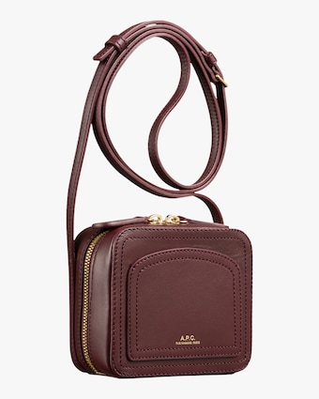 A.P.C. Louisette Mini Crossbody Bag 2