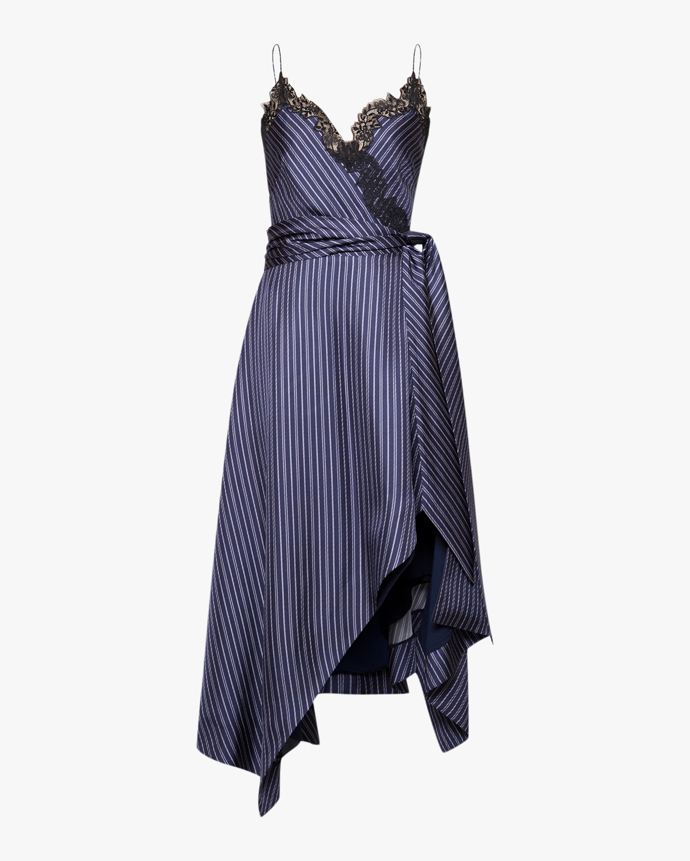 Jonathan Simkhai Emma Sleeveless Handkercheif Dress 1