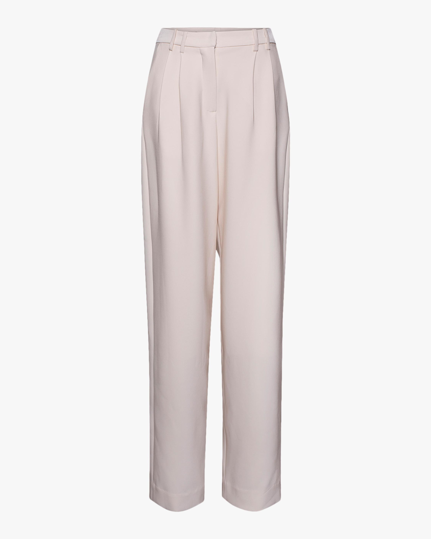 Jonathan Simkhai Addison Pleated Pants 1