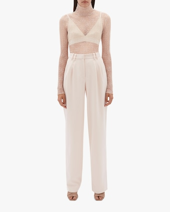 Jonathan Simkhai Addison Pleated Pants 2