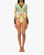 Andrea Iyamah Khai One-Piece Swimsuit 0
