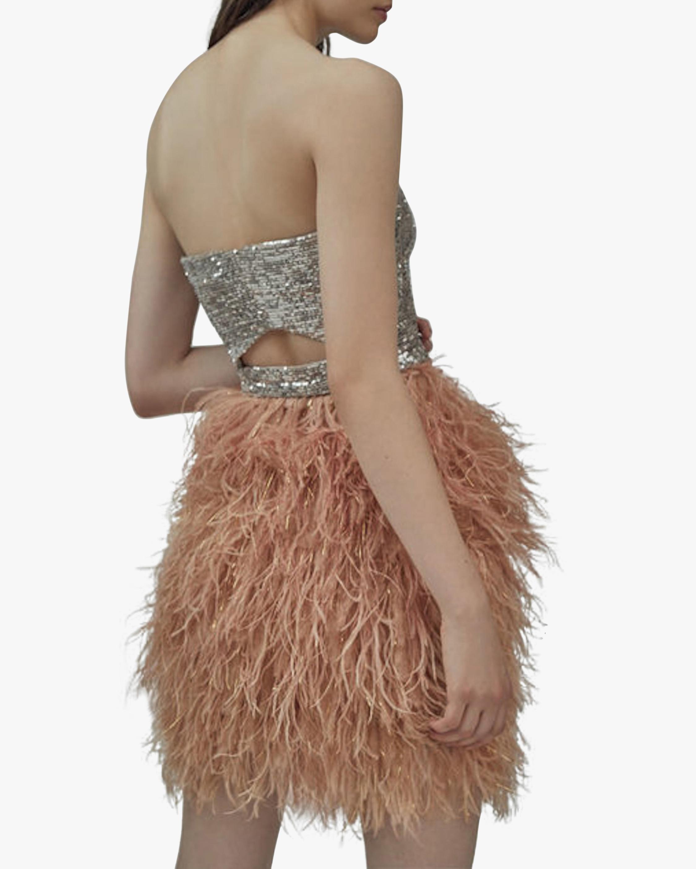 SemSem Feather Mini Skirt 2