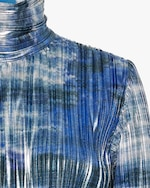 SemSem Tie-Dye Turtleneck Top 2