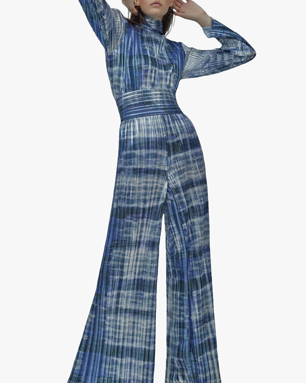 SemSem Tie-Dyed Wide-Leg Pants 2
