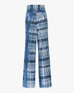 SemSem Tie-Dyed Wide-Leg Pants 2