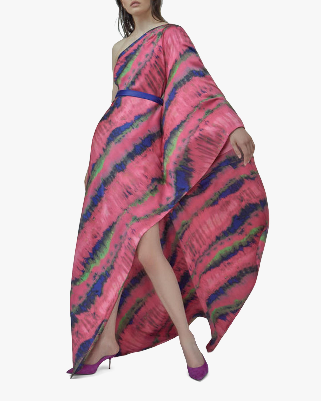 SemSem One-Shoulder Maxi Dress 2
