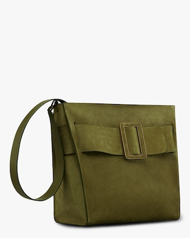 BOYY Devon Soft Suede Moto Handbag 2