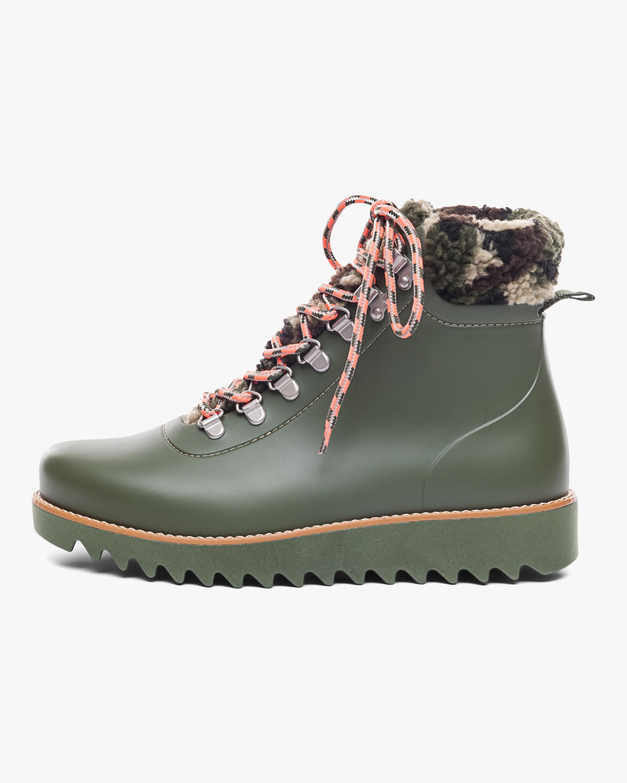 Bernardo Wiley Camo Print Rain Boot 1