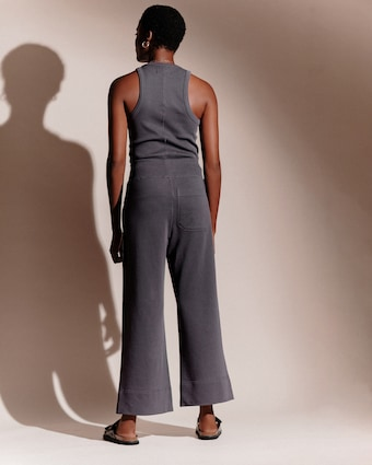 Sold Out NYC The Crop Culotte Sweatpant 2