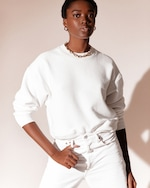 Sold Out NYC The Essential Textural Sweatshirt 0