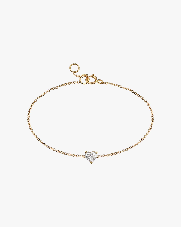 Chérut Diamond Heart Bracelet 0