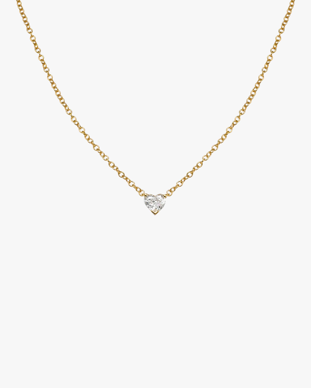 Chérut Heart Diamond Choker 1