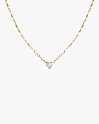 Chérut Heart Diamond Choker 1