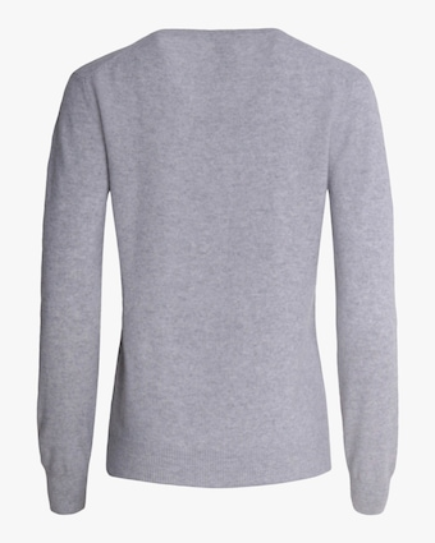Naadam V Neck Cashmere Pullover 2