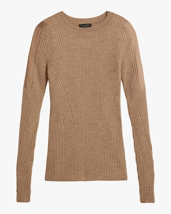 rag & bone Emory Crewneck Top 1