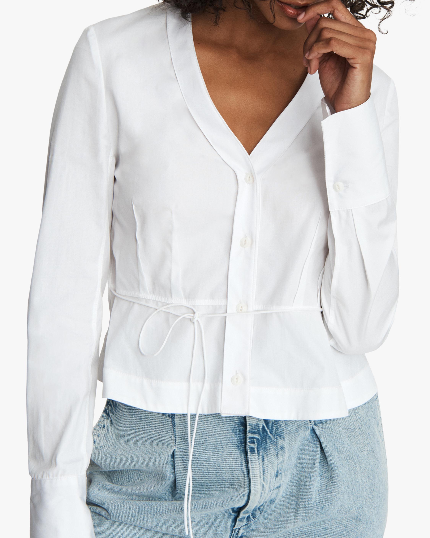 rag & bone Victorine Shirt 1