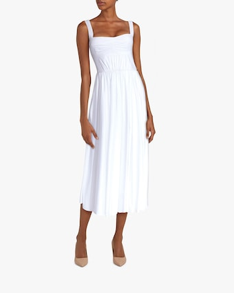 Jason Wu Collection Sweetheart Midi Dress 2