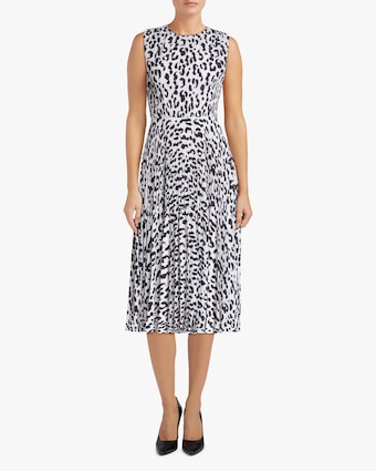Jason Wu Collection Sleeveless Belted Midi Dress 2