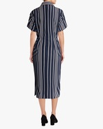 Jason Wu Collection Ruffled Surplice Midi Dress 3