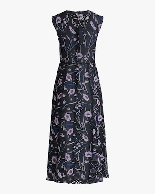 Jason Wu Collection Sleeveless Silk Midi Dress 2