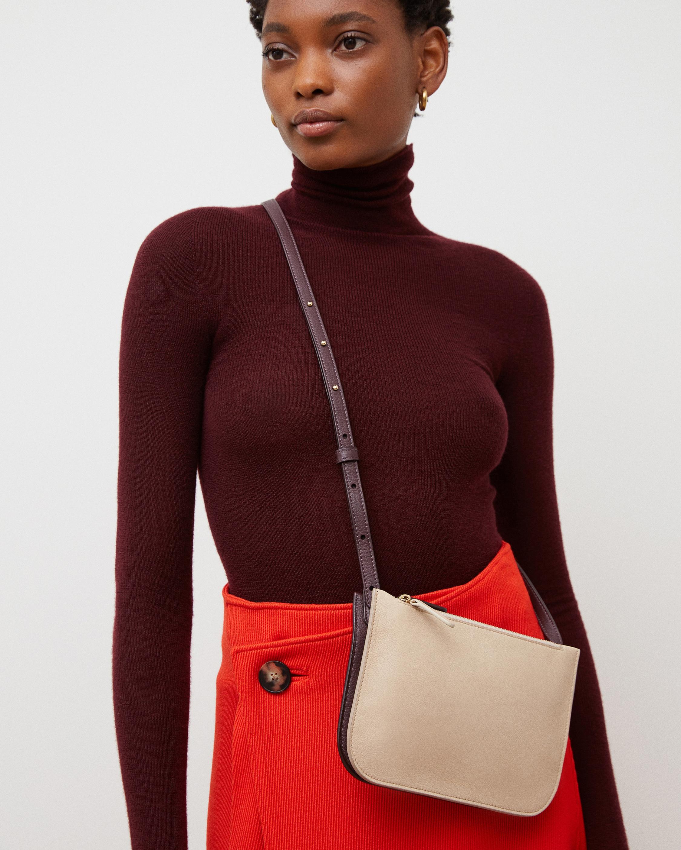 Mansur Gavriel Soft Double Crossbody Bag 2