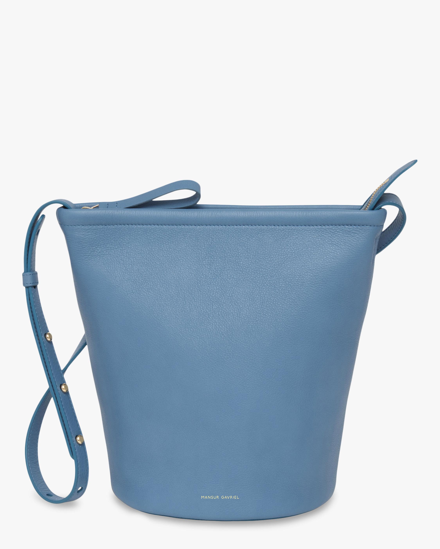 Mansur Gavriel Soft-Zip Bucket Bag 1
