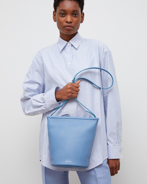 Mansur Gavriel Soft-Zip Bucket Bag 2