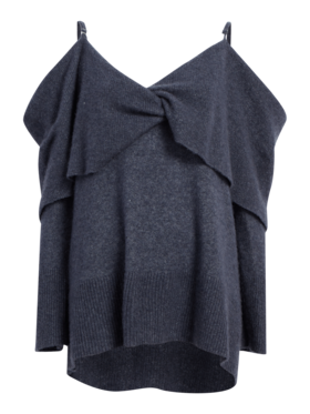 Brushed Cashmere Sweater