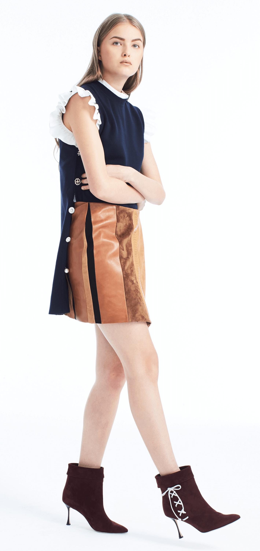Merino Wool Crystal Tunic