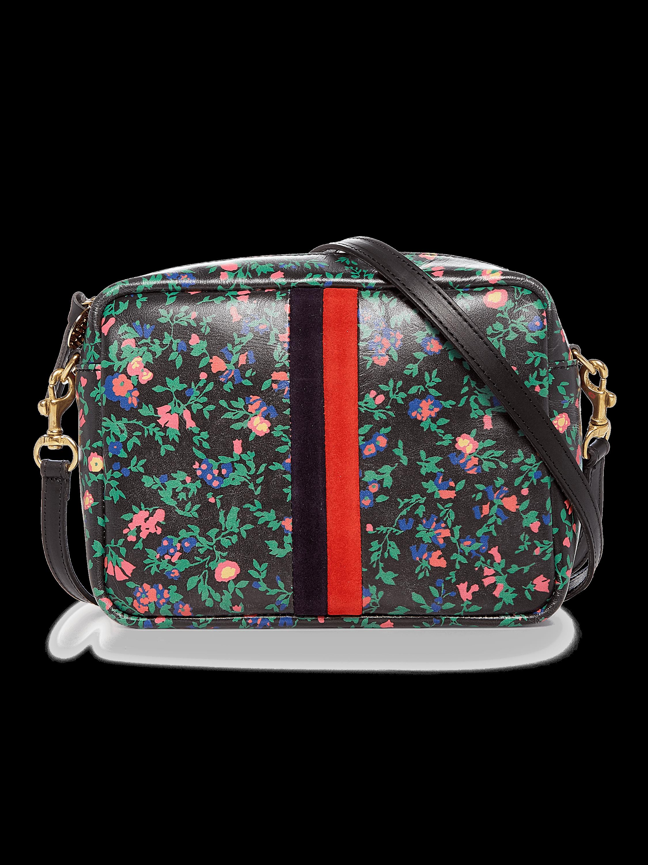 Ditsy Floral Midi Sac