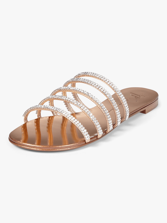 Michela Flat Sandal