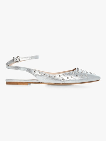 Cuoio Leather Flats