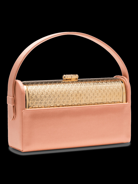 Regine Satin Bracelet Bag